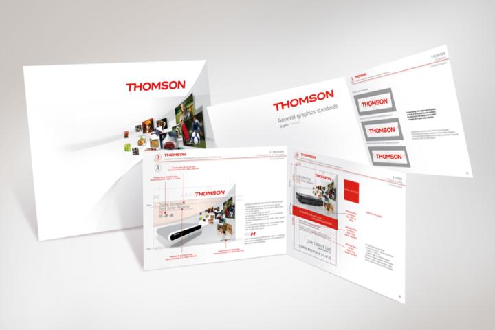 THOMSON Charte Graphique